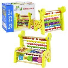 Счеты-ксилофон «Жираф»