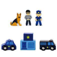 Набор к железной дороге «Полиция»