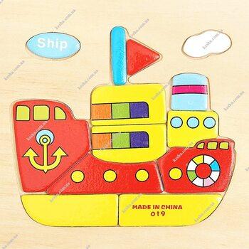 Ship (пазл детский)