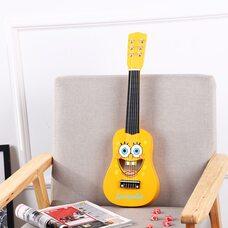 Гитара 6 струн «Губка Боб»
