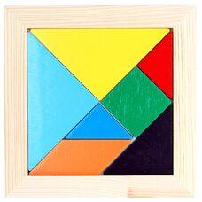 Мозаика-танграм, 7 дет. (разноцветная)