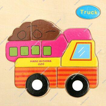 Truck (пазл детский)