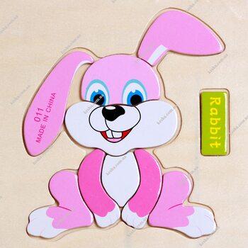 Rabbit, 9 дет.