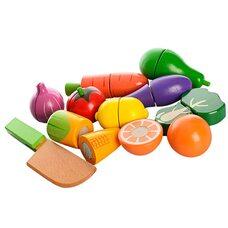 Овощи разрезные (на липучке)