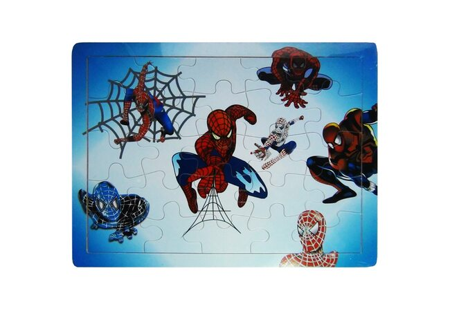 Пазл «Человек паук», 25 дет.