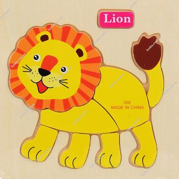 Lion, 8 дет.