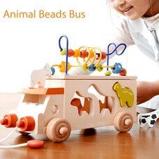 Сортер «Автобус для животных»