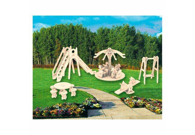 Модель «Детская площадка»