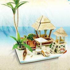 Курорт на Бали, сборная модель, 69 дет.