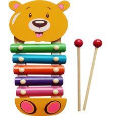Ксилофон «Медвежонок», 5 тонов