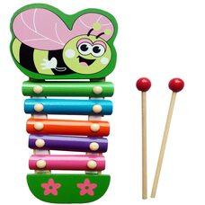 Ксилофон «Пчелка», 5 тонов