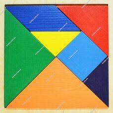 «Танграм» мозаика головоломка (большой)