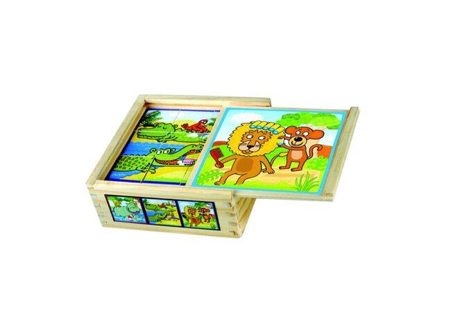 Кубики «Джунгли»