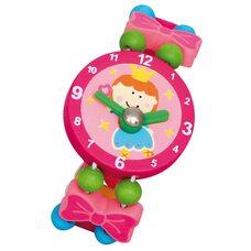 Часики-браслет «Фея» (розовые)