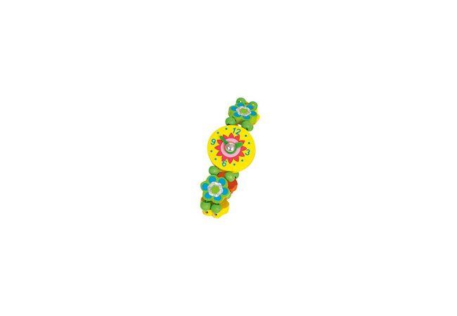 Часики-браслет «Цветочки»