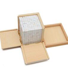 Игра «Коробочка с тысячью кубиков»