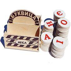 Настольная игра «Буквица»