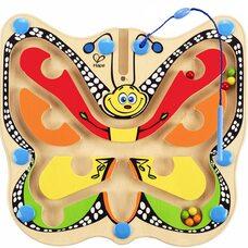 Лабиринт «Магнитная бабочка»