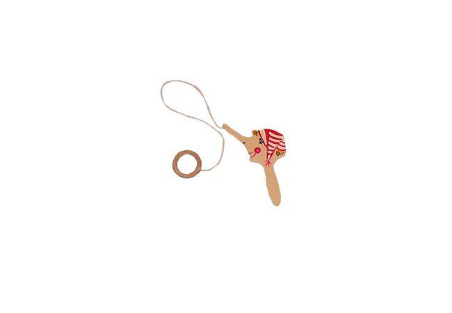 Деревянная игрушка «Буратинка»