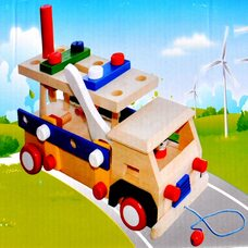 Конструктор «Ремонтный автомобиль»
