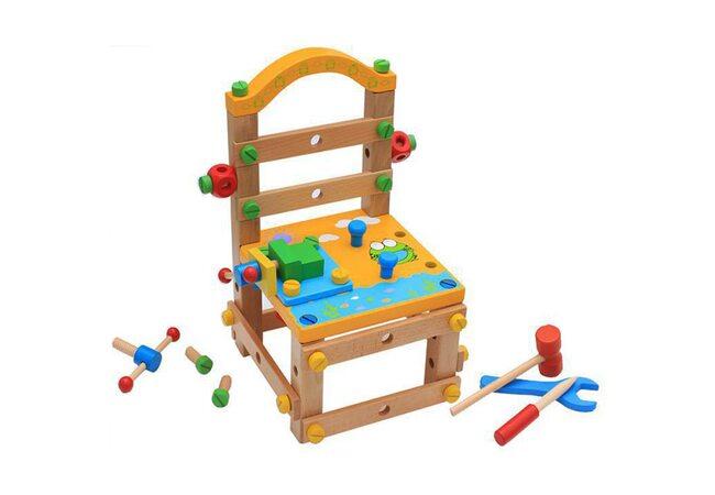 Большой стул- конструктор