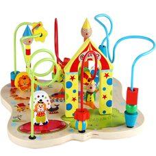 Лабиринт-игра «Цирковое шоу»