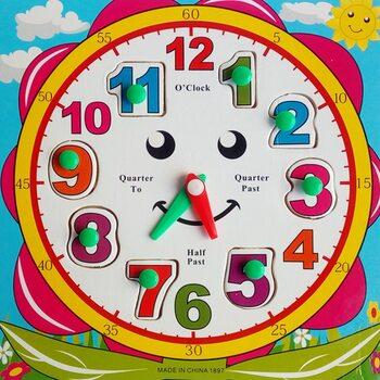 Часы-вкладыши «Часовщик»