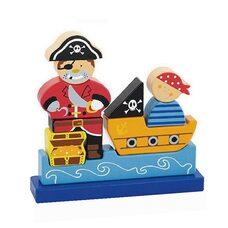 Магнитный конструктор «Пираты»