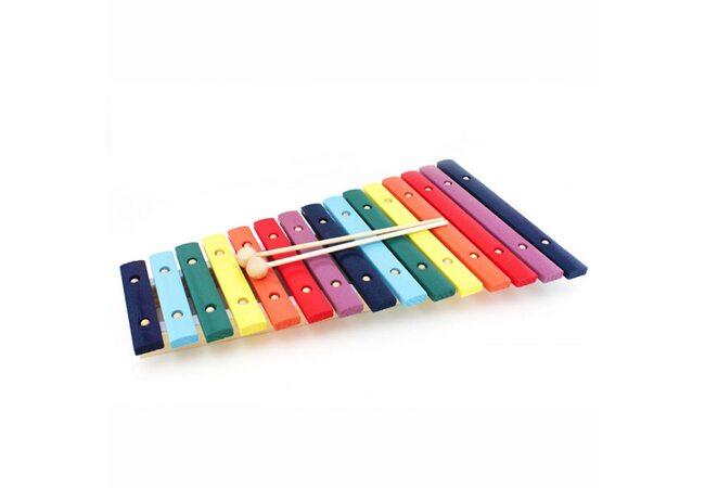 Деревянный ксилофон (15 тонов)