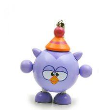 Смешарик фиолетовый