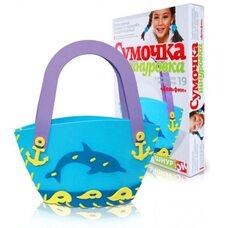 Модная сумочка «Море»