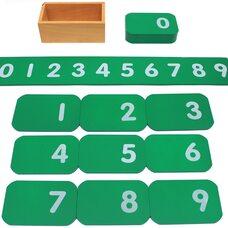 Игра «Шероховатые цифры»