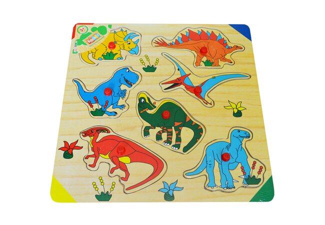 Рамка-вкладыш «Динозаврики»