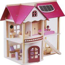 Домик для кукол «Pink»