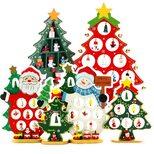 Настольная Новогодняя Елка с игрушками
