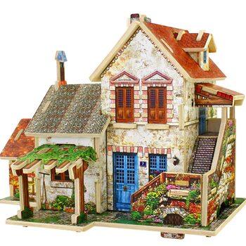 Ферма (Франция), сборная модель, 44 дет.