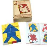 Кубики Никитина «Сложи узор»  (Розумний Лис)