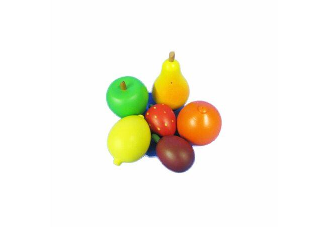 Деревянный набор «Фрукты»