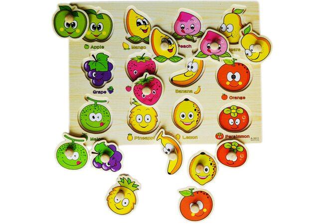 Вкладыши «Сладенькие фрукты»