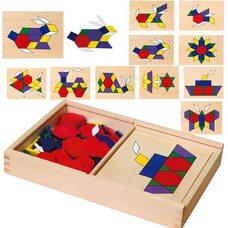 Игра «Гео-мозаика»