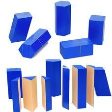 Игра «Геометрические формы» Монтессори