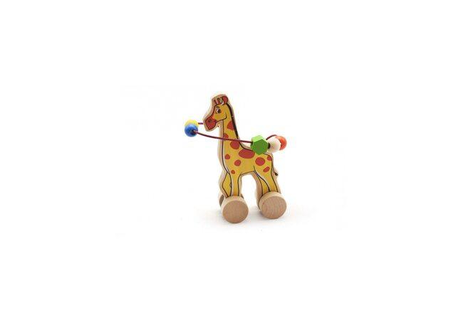 Каталка + лабиринт «Жираф»
