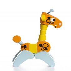Игрушка «Жираф-акробат»