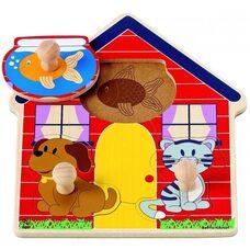 Животные, которые живут в доме