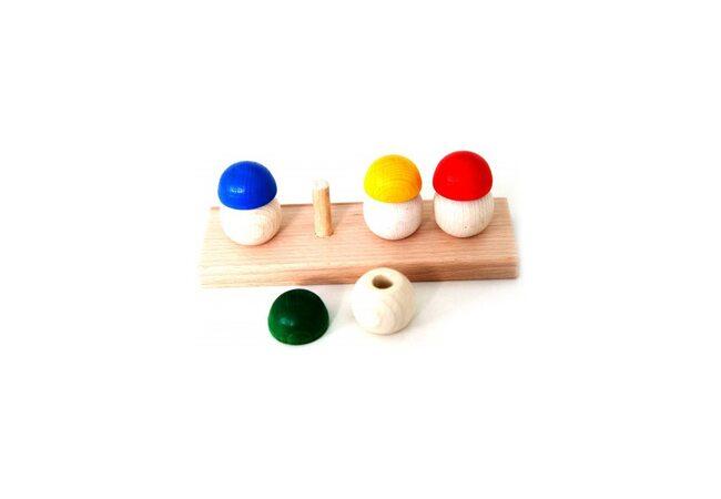 Игра «Четыре грибочка»