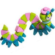 Игрушка «Гусеница-акробат»