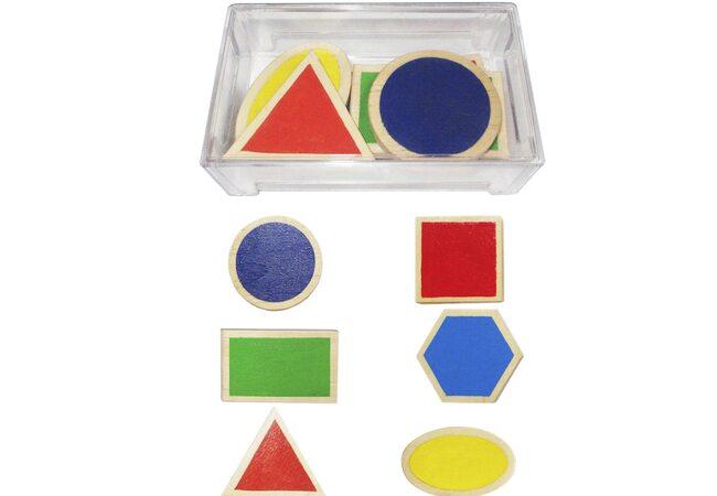 Набор «Основные геометрические фигуры»