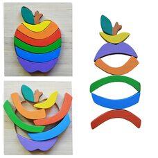 Яблоко «Радуга»