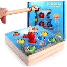 Игра «Ловись рыбка»