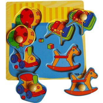 «Детские игрушки» вкладыши